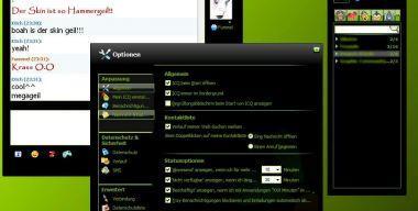 BlackGreen ICQ 6