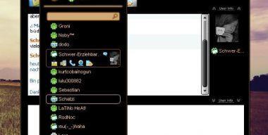 Elegant Black ICQ 6