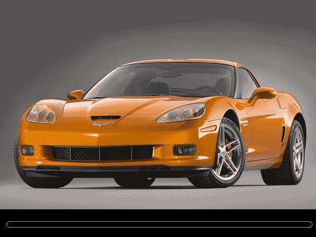 Chevrolet Corvette - 3