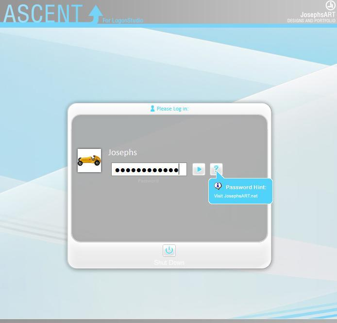 Ascent Logon