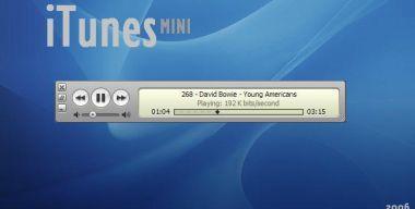 iTunes Mini
