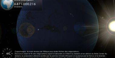 3D Earth Screensaver HD 1.5