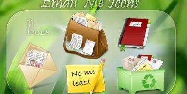 Email Me Icons