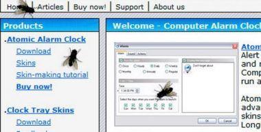 Fly on Desktop 1.00