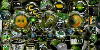 Icon camuflaje