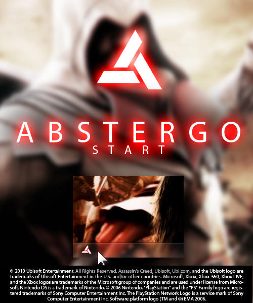Abstergo Start orb