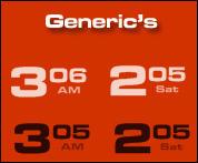 Generic's