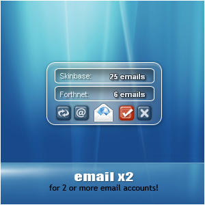 email x2