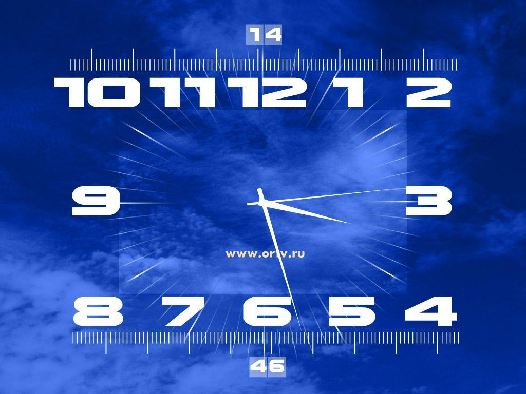 скачать заставку часы на рабочий стол windows 7 бесплатно
