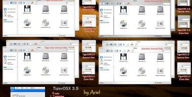 Tiger OSX