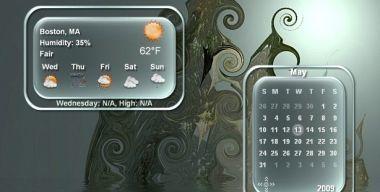 Amphitrite Calendar & Weather