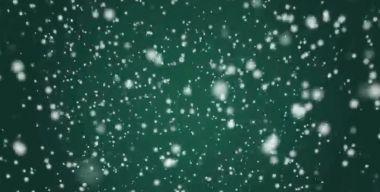 Рождественский снег