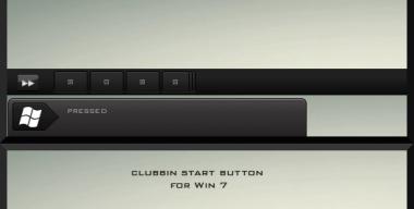 clubbin start button for Win 7