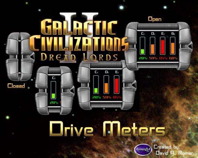 GalCiv2 - Drive Meter