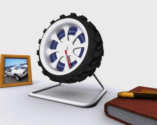 Office Clock 3D Screensaver 1.0