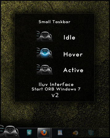 Iluv Interface Start Orb v2
