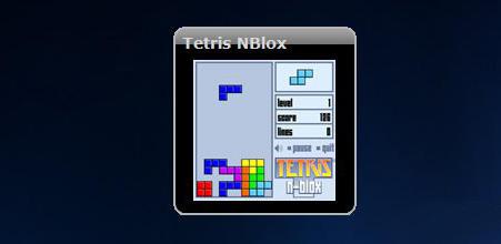 Тетрис NBlox