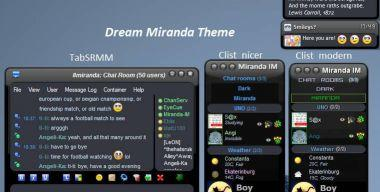 Dream Theme pack 0.01