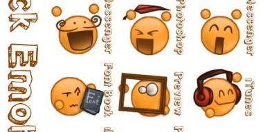 Emote Dock Icons