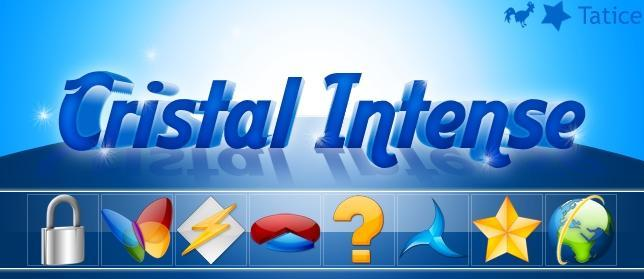 Cristal Intense Icon