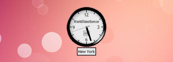 12Hr Clock