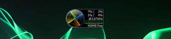 CPU-V Monitor