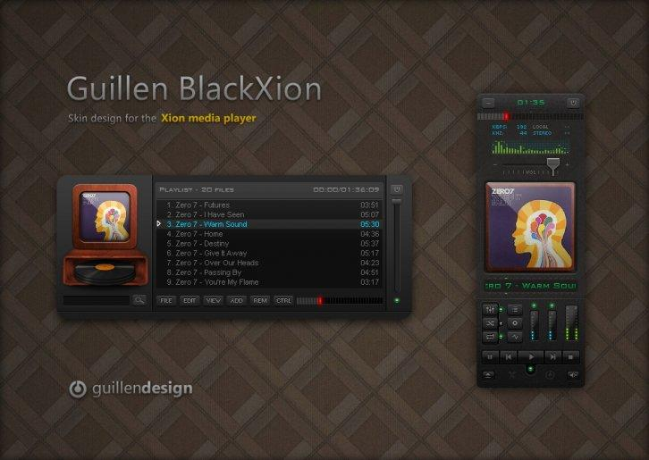 Guillen BlackXion