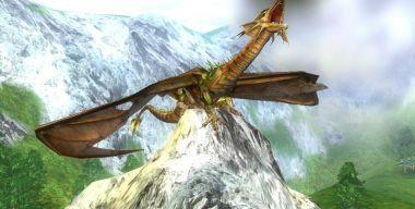 Dragon 3D Screensaver v1.0 FULL