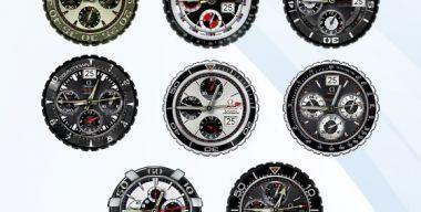 Omega Chronometers