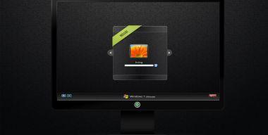 The Darkness Logon for Windows 7 v2