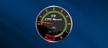 RR CPU Meter