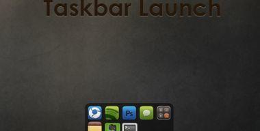 Taskbar Launch