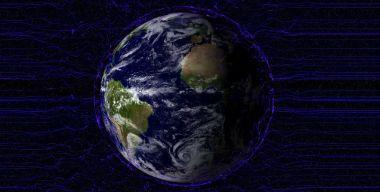 Космическая Земля