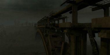 S.T.A.L.K.E.R. - аномалия на мосту 2