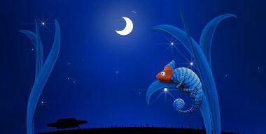 Ночной хамелеон