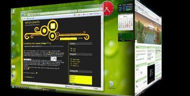 3D Desktop для XP и Vista как в Linux