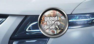 GTA4 Clock