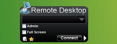Remote Desktop Gadget