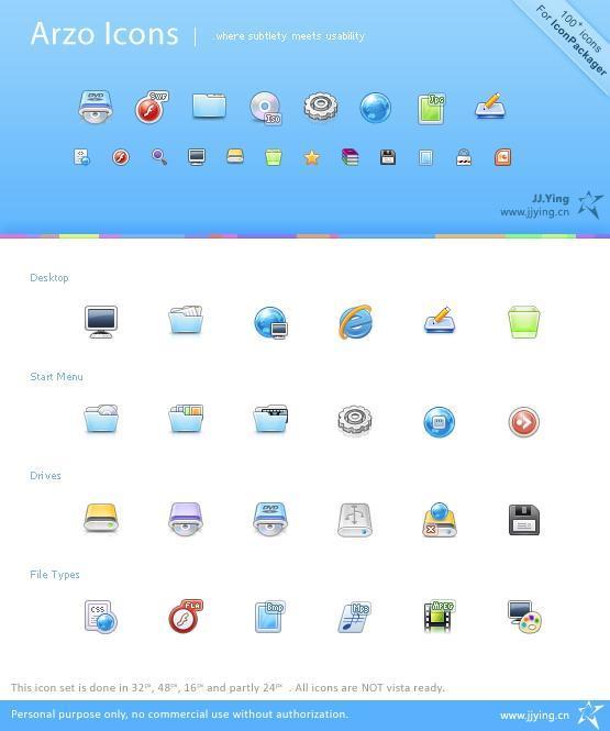 Arzo Icons