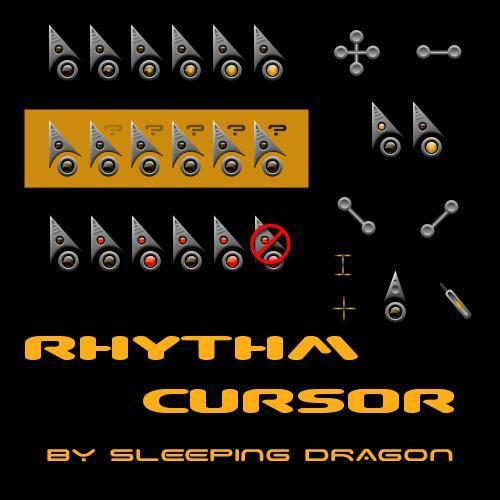 Rhythm Cursor