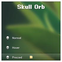 Skull Orb