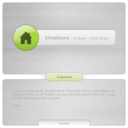 Simplicons