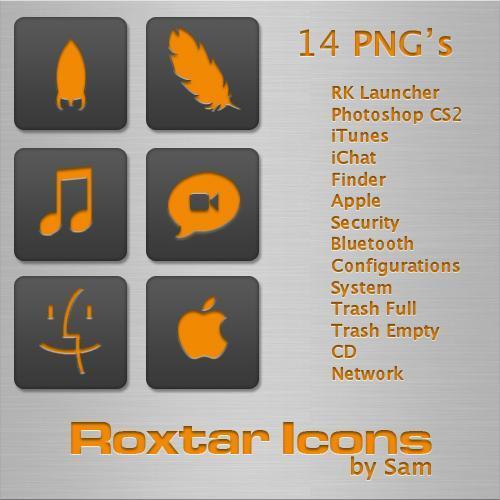 Roxtar_Icons