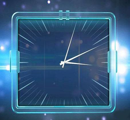 Dream Clock Screensaver