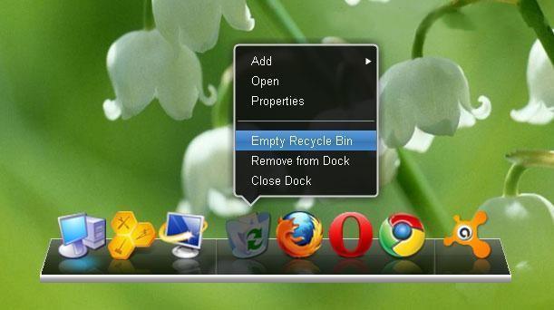 XWindows Dock 5.7 (EngRus)