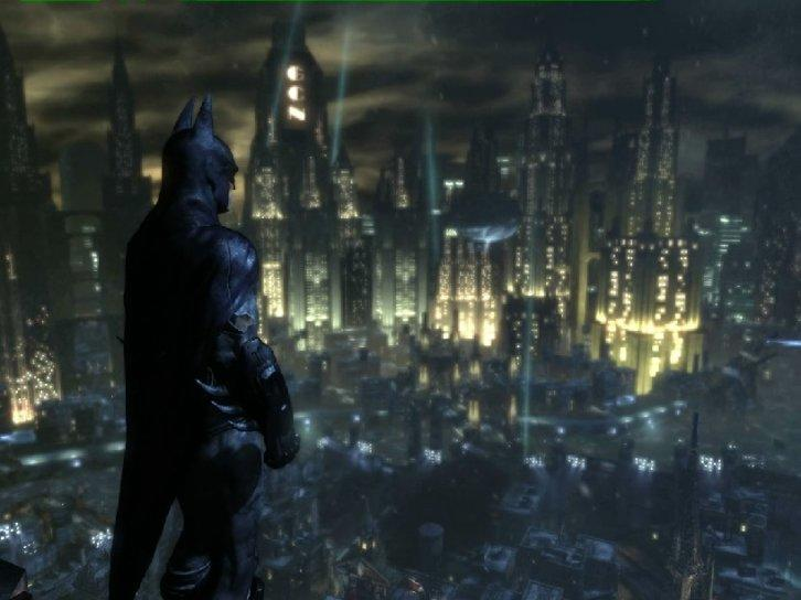 Batman Arkham City - Modern