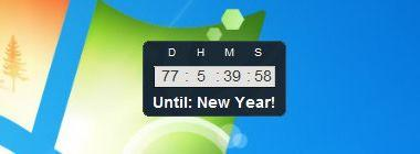 Countdown Gadget