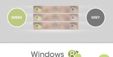 Windows 8 Concept - Start Orb