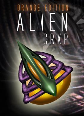 Alien CRX orange edition