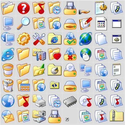Soft Icons - Иконки IconPackager
